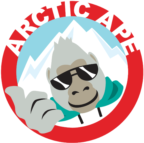 Arctic Ape Large Logo