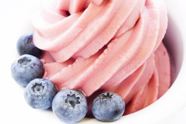 Fresh Blueberry Toppings