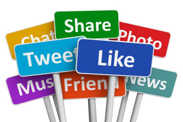 Frozen Yogurt Social Media