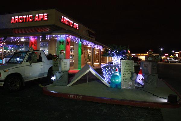 windcrest light up - Windcrest Christmas Lights