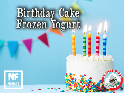 Tremendous Frozen Yogurt Birthday Cake San Antonio Arctic Ape Frozen Yogurt Funny Birthday Cards Online Overcheapnameinfo